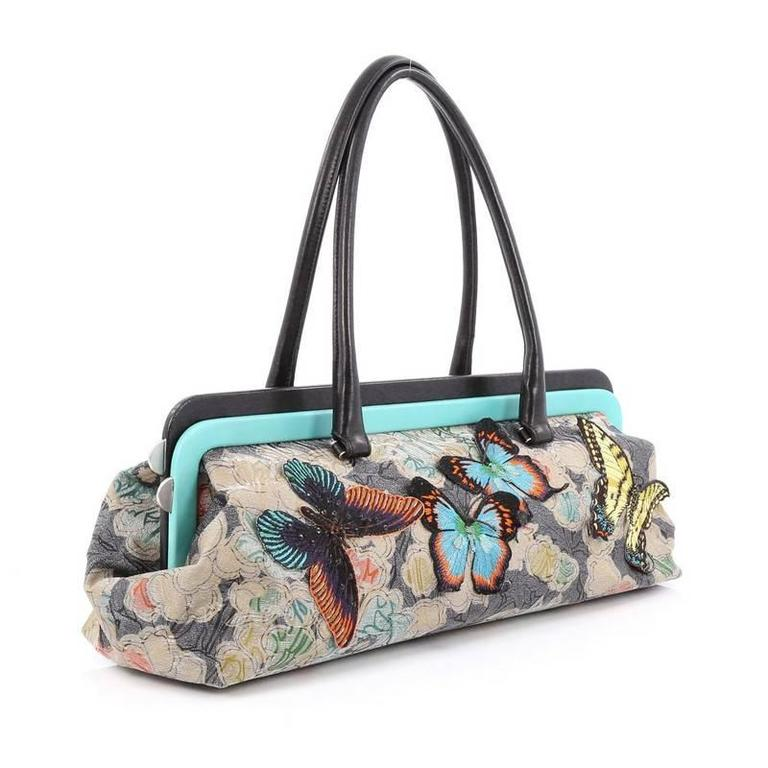 7aaa9f65fb Bottega Veneta Butterfly Handbag