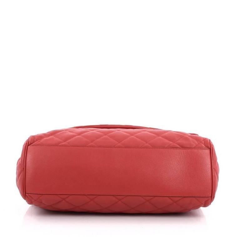 Women s or Men s Dolce   Gabbana Miss Kate Shoulder Bag Quilted Vitello  Soft Large For Sale 5c32f5e21fb46