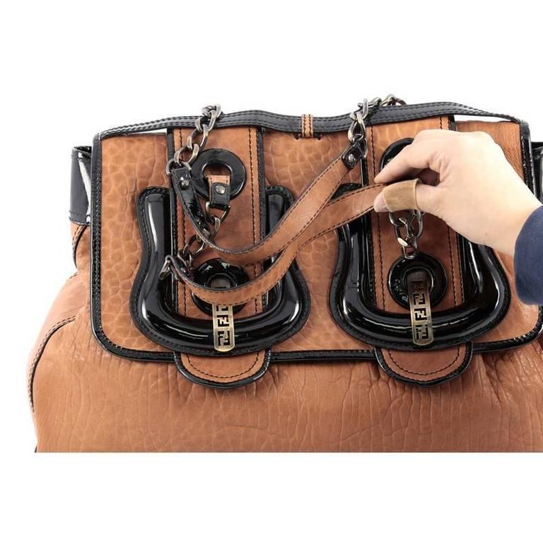 71b3153eaf3e Fendi B. Bag Leather Large at 1stdibs