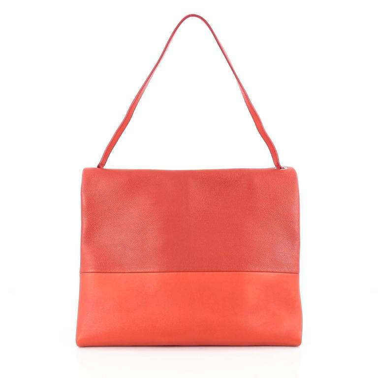 Celine All Soft Tote Leather 4