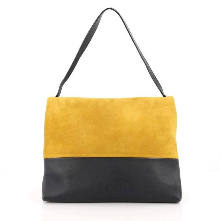 Celine All Soft Tote Suede 4