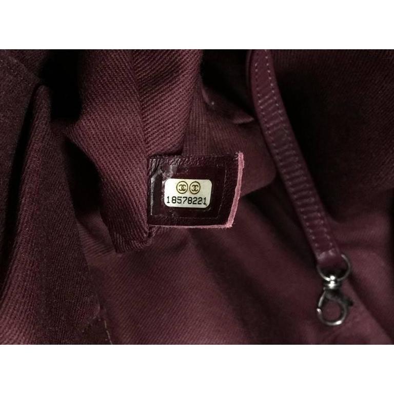 e6782c0de1db Chanel Boy Flap Bag Gentle Quilted Goatskin XL For Sale 2