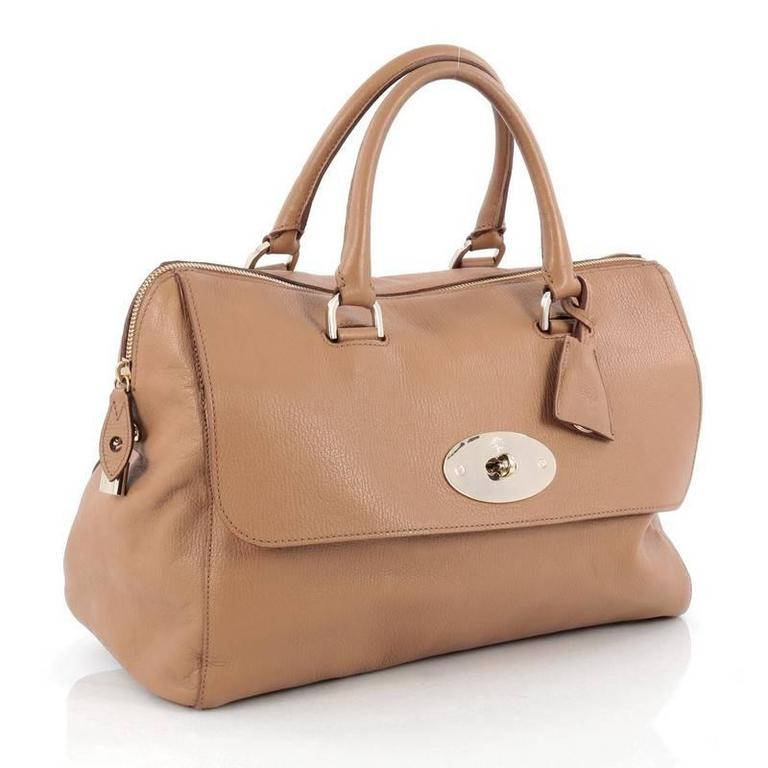 d46518060aa Brown Mulberry Del Rey Bag Leather Medium For Sale