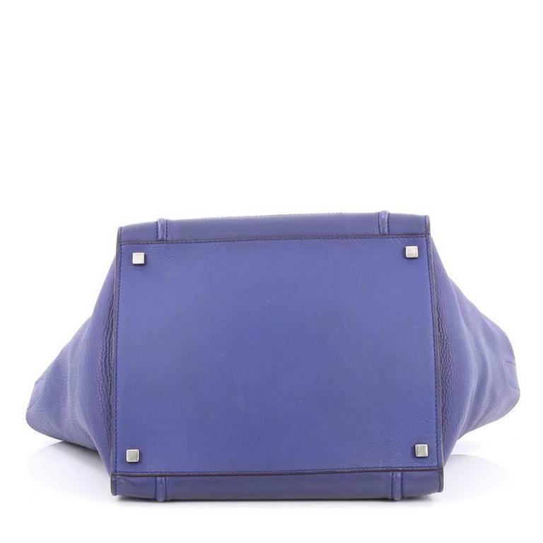Celine Phantom Handbag Smooth Leather Medium 5