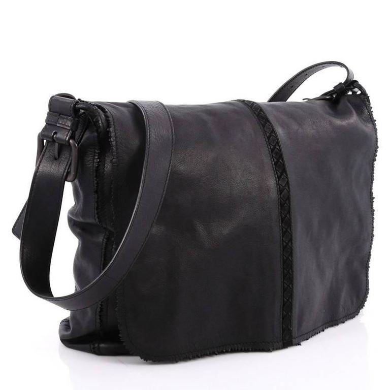 c04350cf00946 Bottega Veneta Flap Messenger Bag dine-out.co.uk