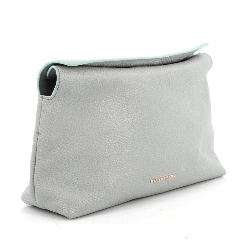 dd2b16f3ac12 Burberry Leah Crossbody Bag Pebbled Leather Small at 1stdibs