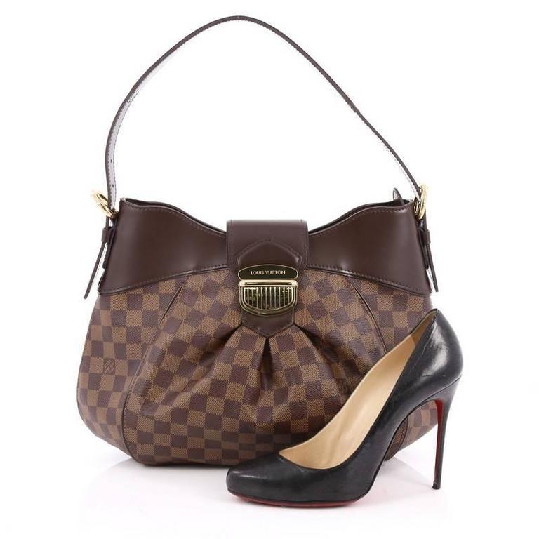 Louis Vuitton Sistina Handbag Damier MM at 1stdibs
