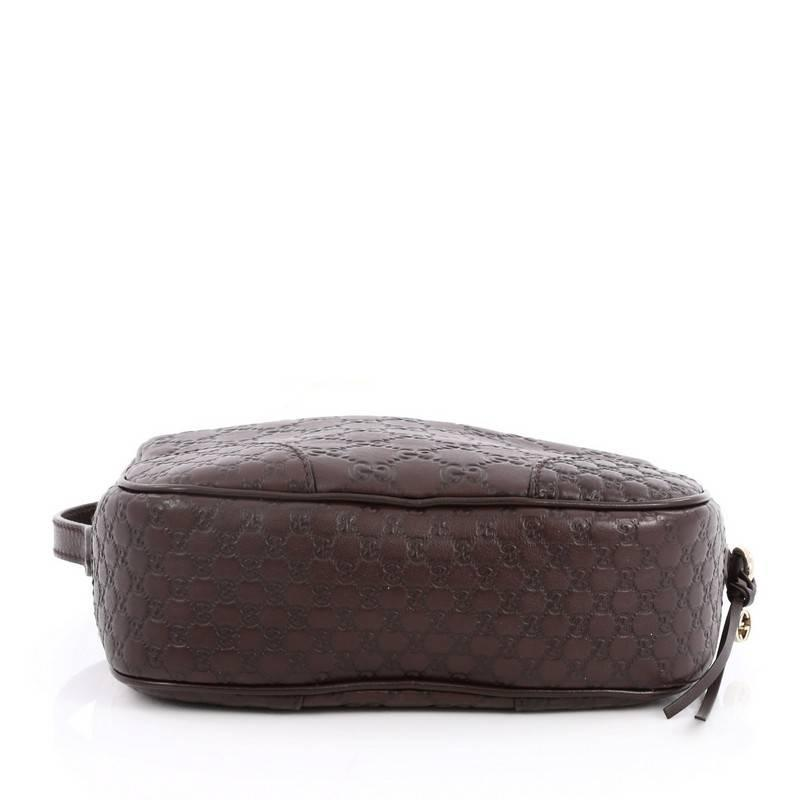 2ad03d56bbcb Gucci Bree Disco Crossbody Bag Guccissima Leather Mini at 1stdibs