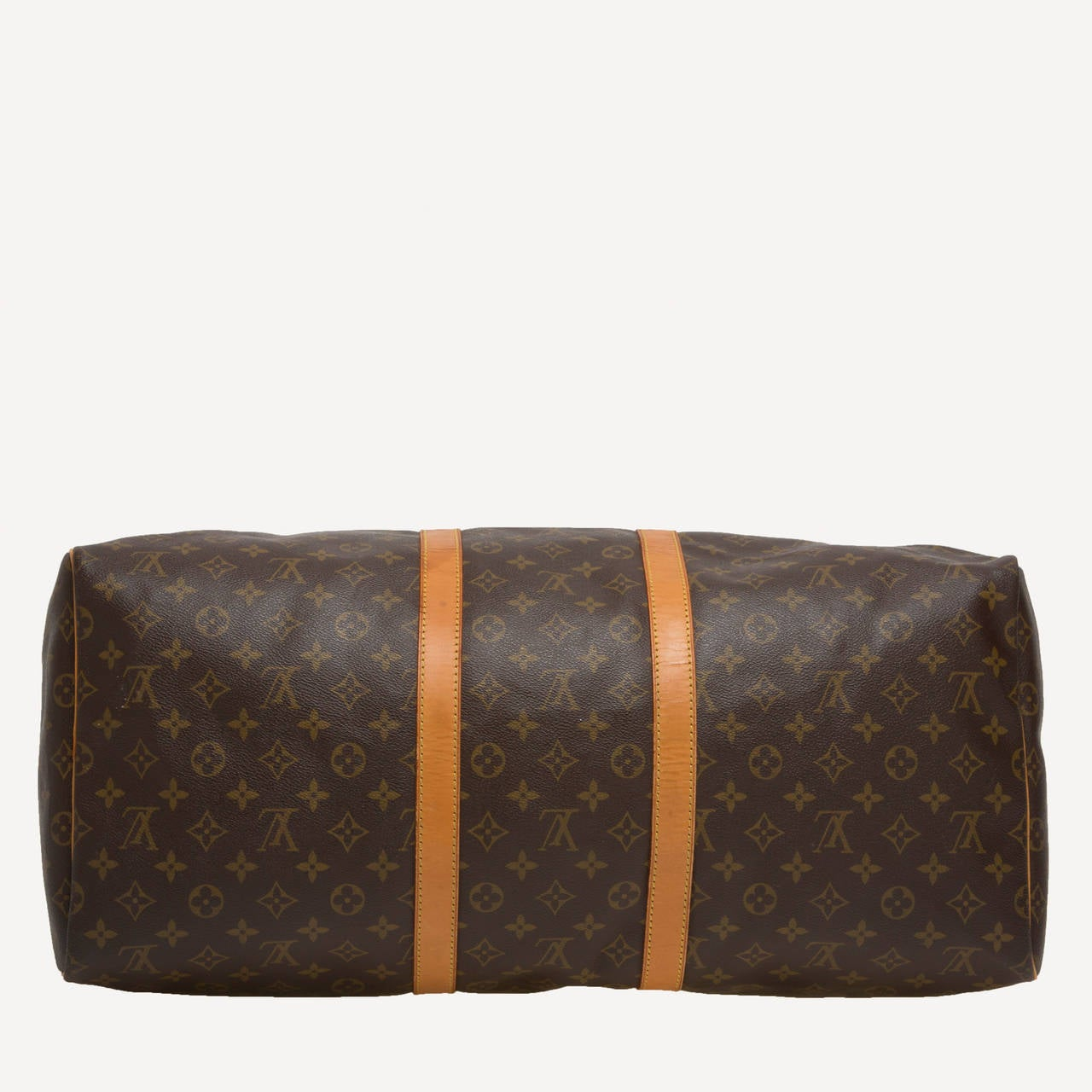 Louis Vuitton Keepall Monogram Canvas 55 at 1stdibs