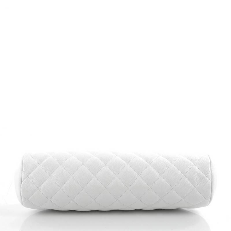 7fd3fd4328df83 Chanel Timeless Clutch Quilted Caviar at 1stdibs