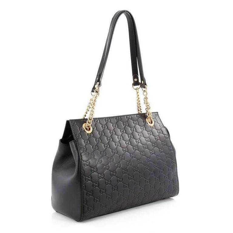 f6092bb765fd Gucci Guccissima Signature Handbag | Stanford Center for Opportunity ...