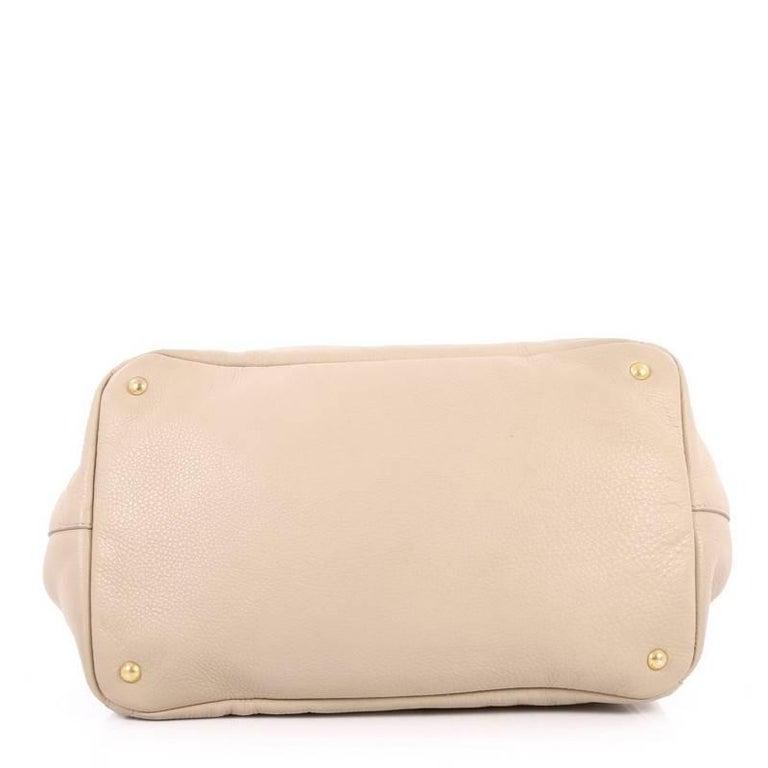 d37f67f633a1 Prada Small Daino Tote Bag
