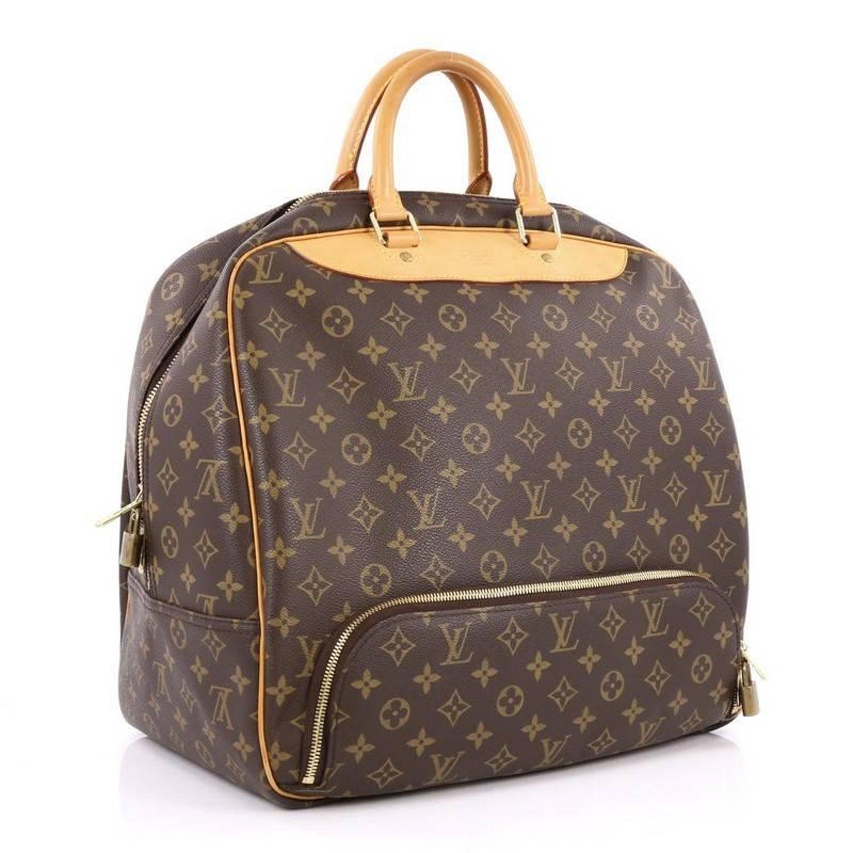 13397f90416a Louis Vuitton Mens Damier Duffle Luggage Travel Bag