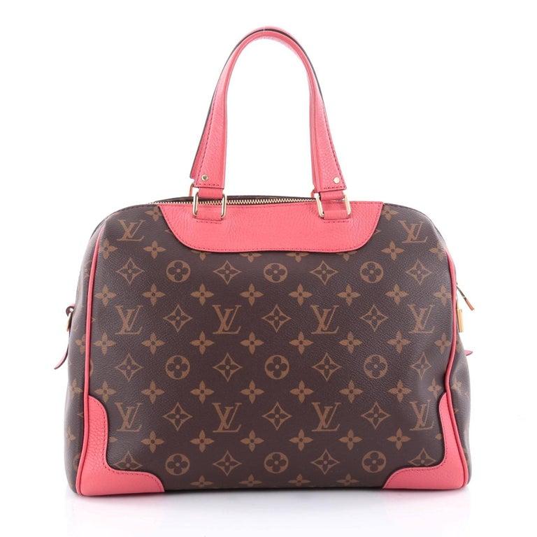 Louis Vuitton Retiro NM Handbag Monogram Canvas at 1stdibs