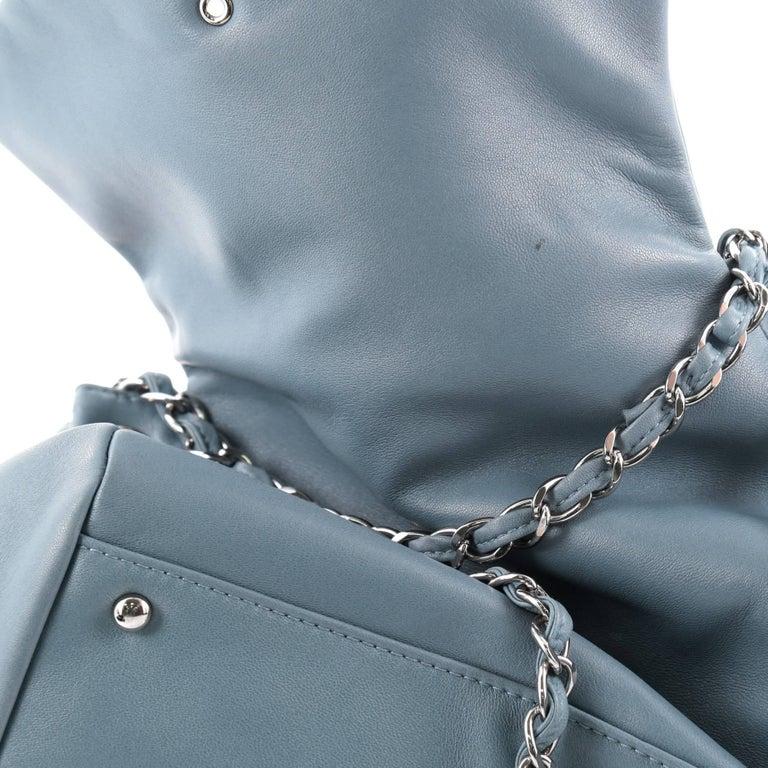 f126589aecd8 Chanel Sensual CC Accordion Flap Bag Lambskin Large For Sale 2