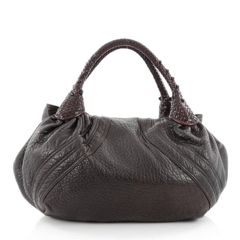 93bb30ea08b Women s or Men s Fendi Spy Bag Leather For Sale