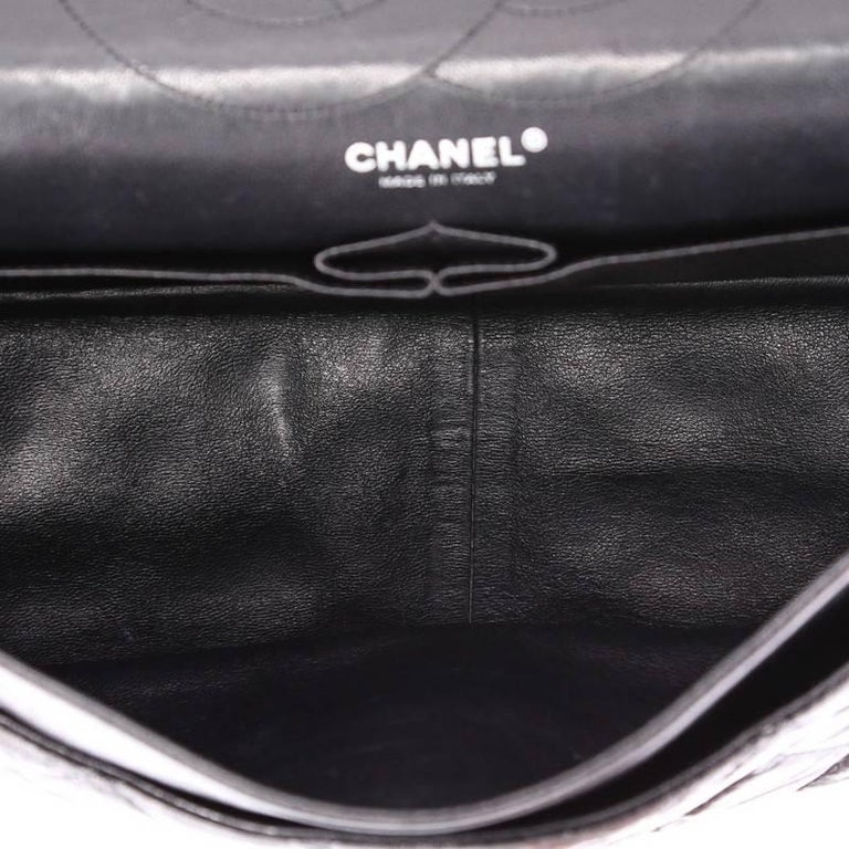f04dd21a2d5575 Chanel Reissue 2.55 Handbag Quilted Aged Calfskin 228 For Sale 3