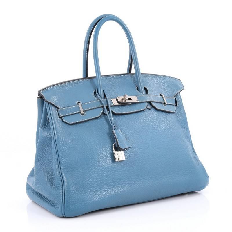 discount hermes birkin bag blue bbca1 6addb 2e89fa76265d8