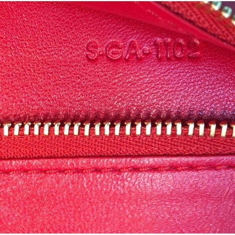 Celine Vertical Cabas Tote Leather Large 8