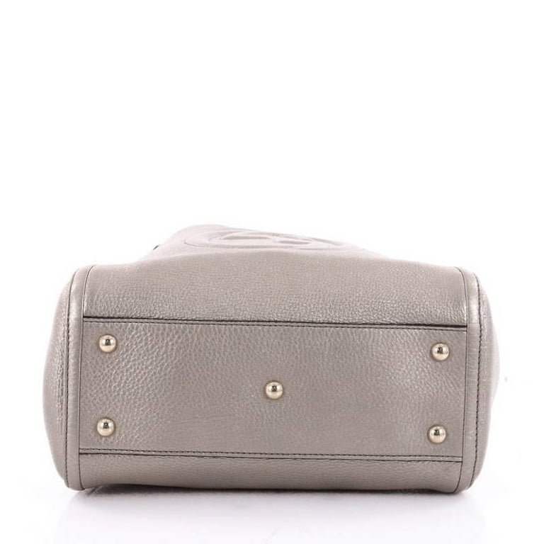 538f08666 Women's Gucci Soho Convertible Shoulder Bag Leather Small For Sale