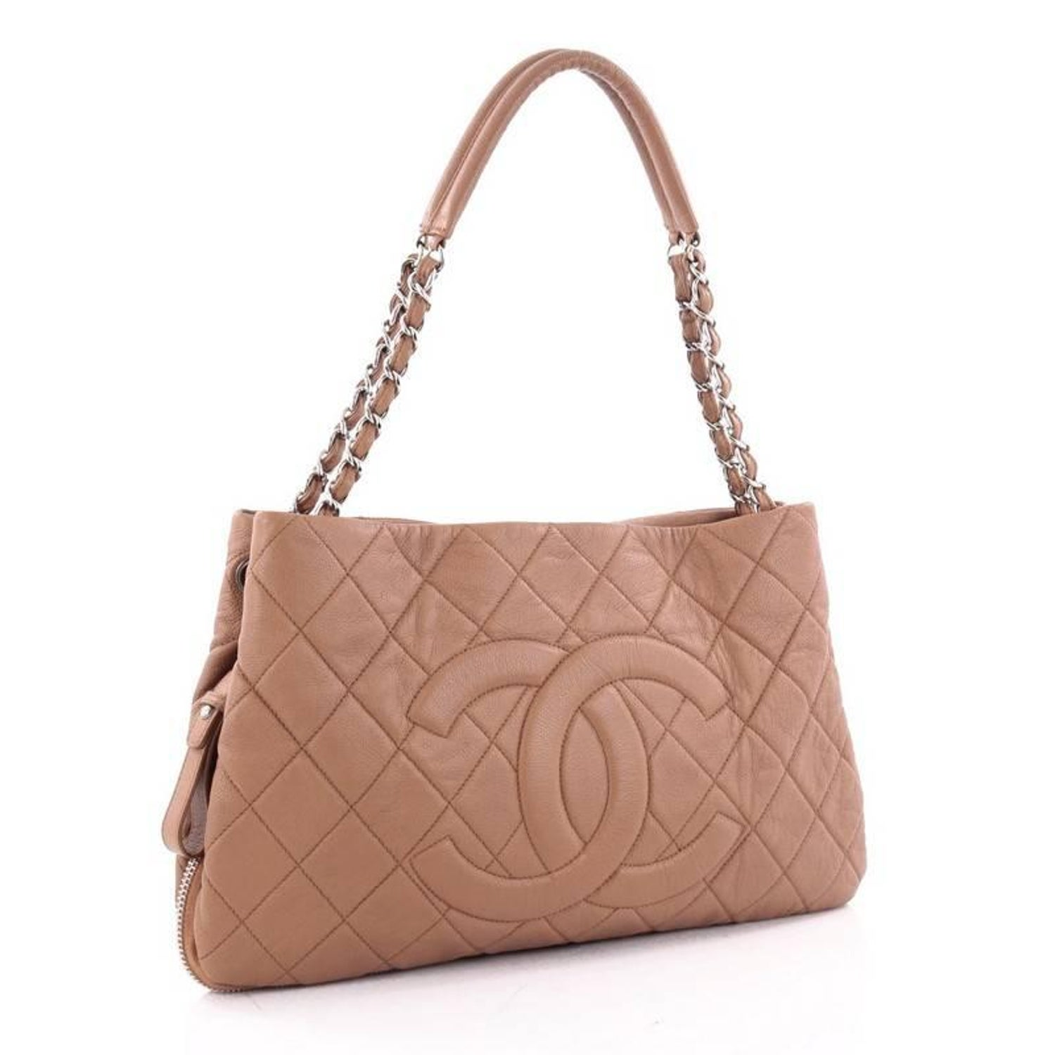 d49f2228d0f1 Chanel Timeless CC Expandable Tote Quilted Caviar Medium at 1stdibs