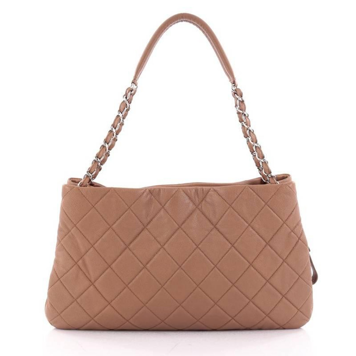 34b91eeb4207 Chanel Timeless CC Expandable Tote Quilted Caviar Medium at 1stdibs