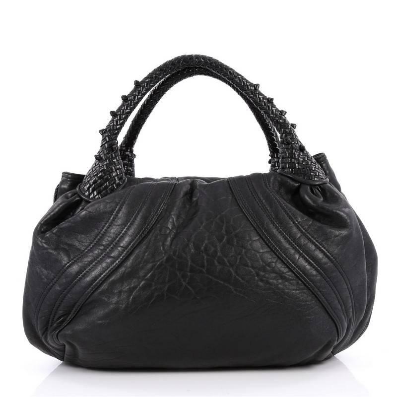 5b69aeccda64 ... good fendi spy bag leather in good condition for sale in new york ny  b2e51 b5225 ...