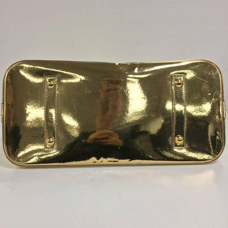 Louis vuitton alma handbag miroir pvc gm at 1stdibs for Louis vuitton miroir collection
