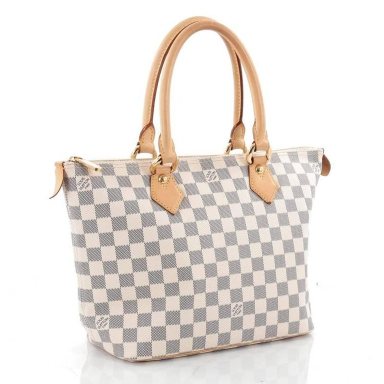 3cb903c27c5 Louis Vuitton Saleya Handbag Damier PM In Good Condition For Sale In New  York, NY