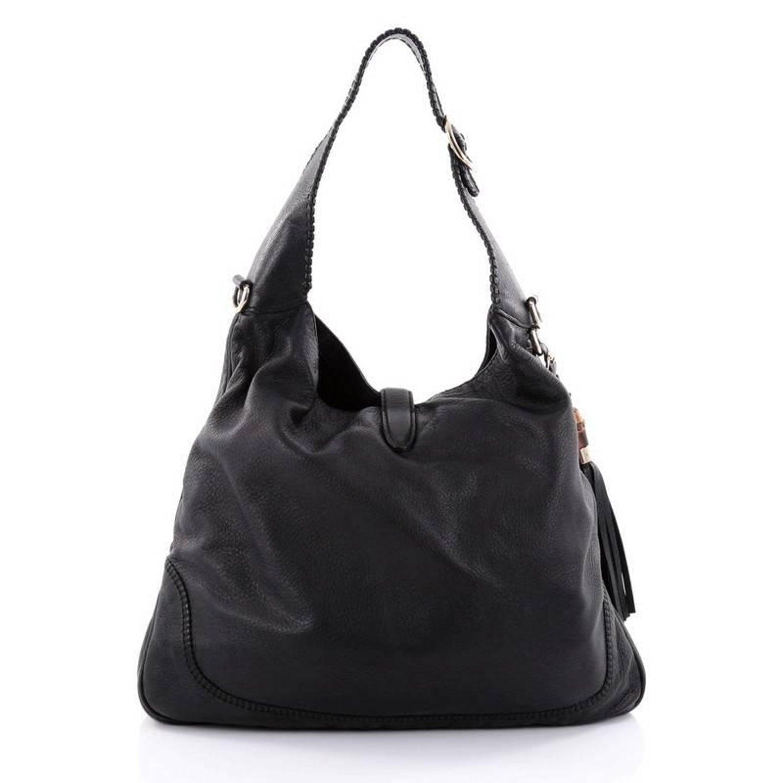 1d11bd8f46ed Gucci New Jackie Handbag Leather Large at 1stdibs