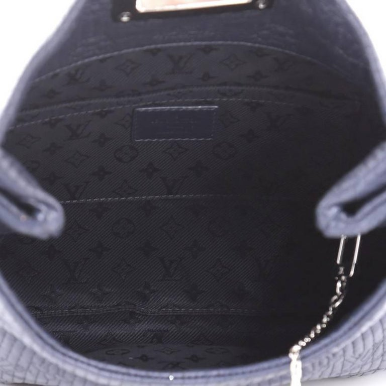 Louis Vuitton Altair Clutch Limited Edition Monogram For Sale 1
