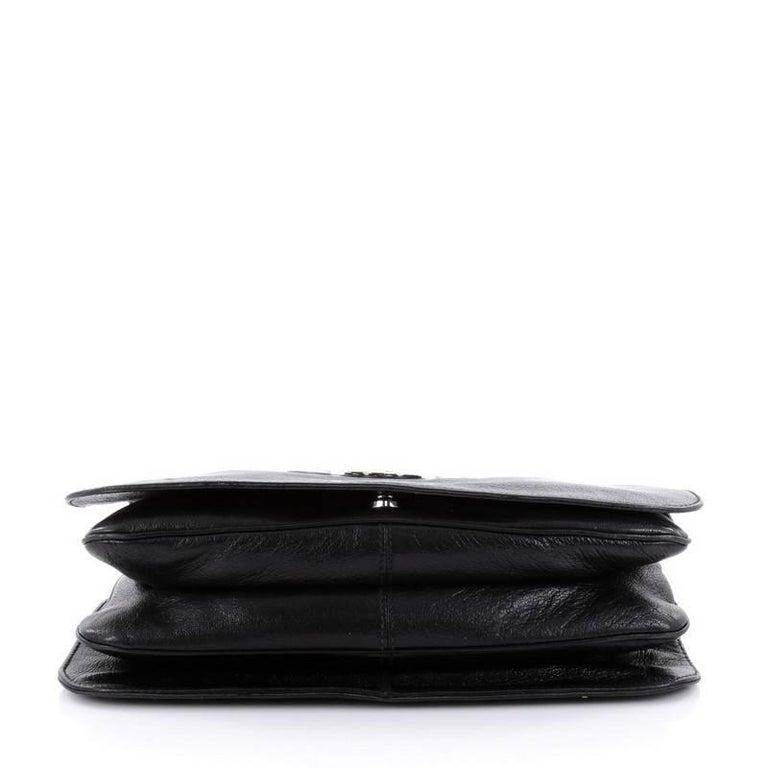 ac5d5d9d7ccc97 Women's or Men's Gucci Blondie Flap Shoulder bag Leather Medium For Sale