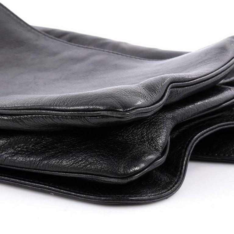 9dcb883f9d01d7 Gucci Blondie Flap Shoulder bag Leather Medium For Sale 1