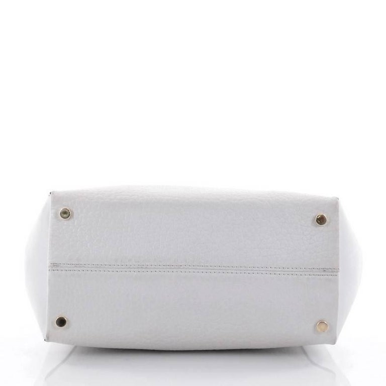 Women's Jimmy Choo Alfie Handbag Leather Large For Sale