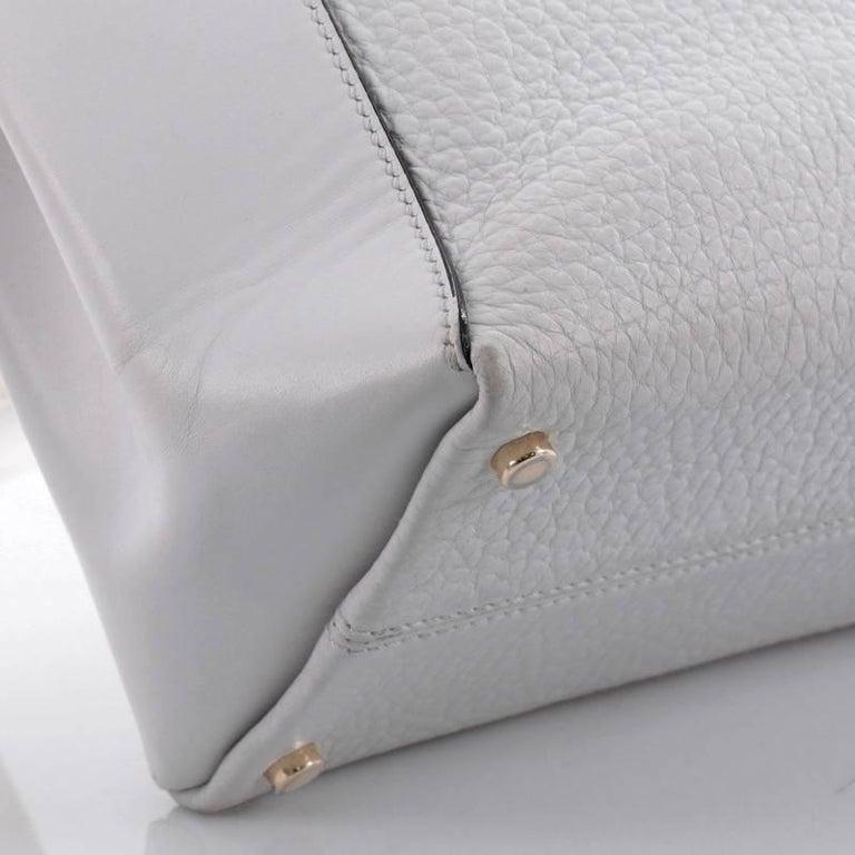 Jimmy Choo Alfie Handbag Leather Large For Sale 2