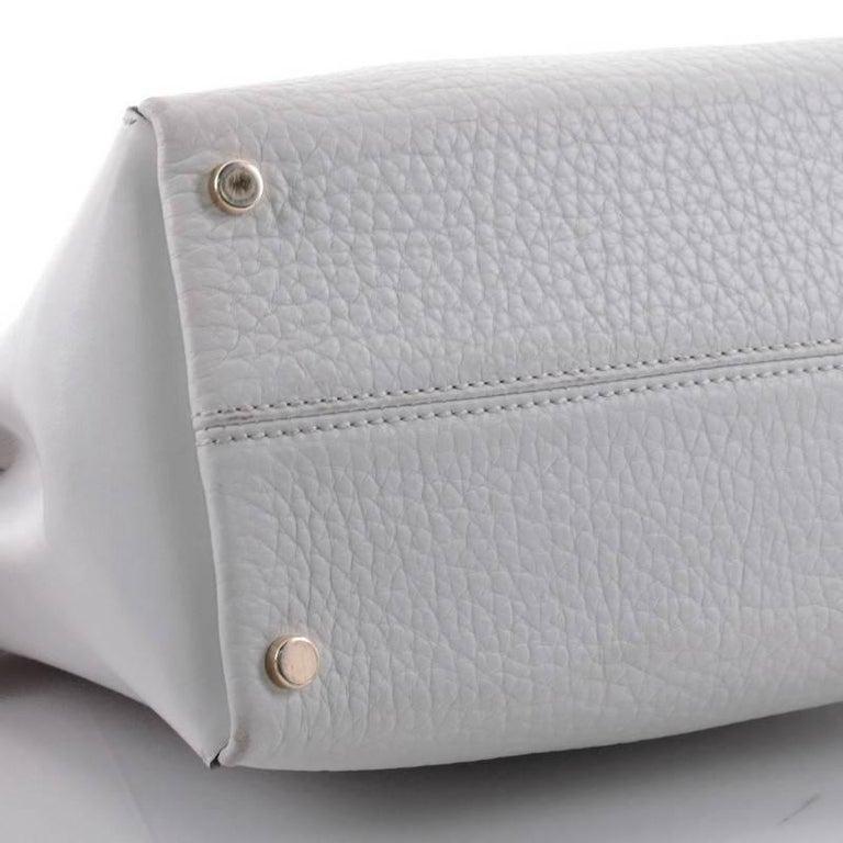 Jimmy Choo Alfie Handbag Leather Large For Sale 1