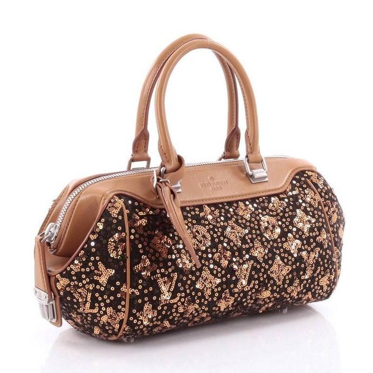 fa658d8e516b2 Louis Vuitton Baby Speedy Bag Limited Edition Sunshine Express