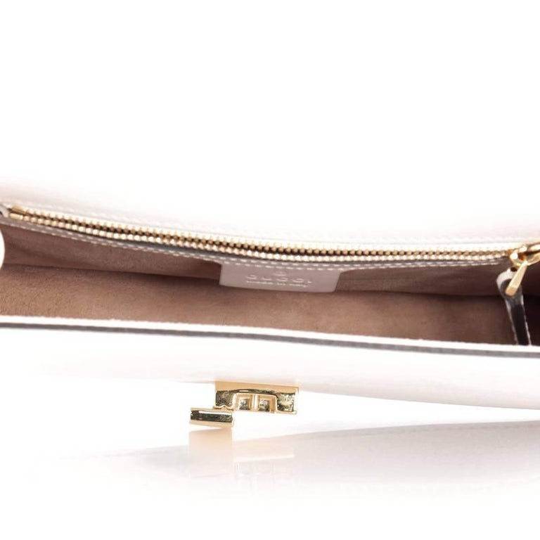 9f2e31ed4416af Gucci Sylvie Belt Bag Leather For Sale 1