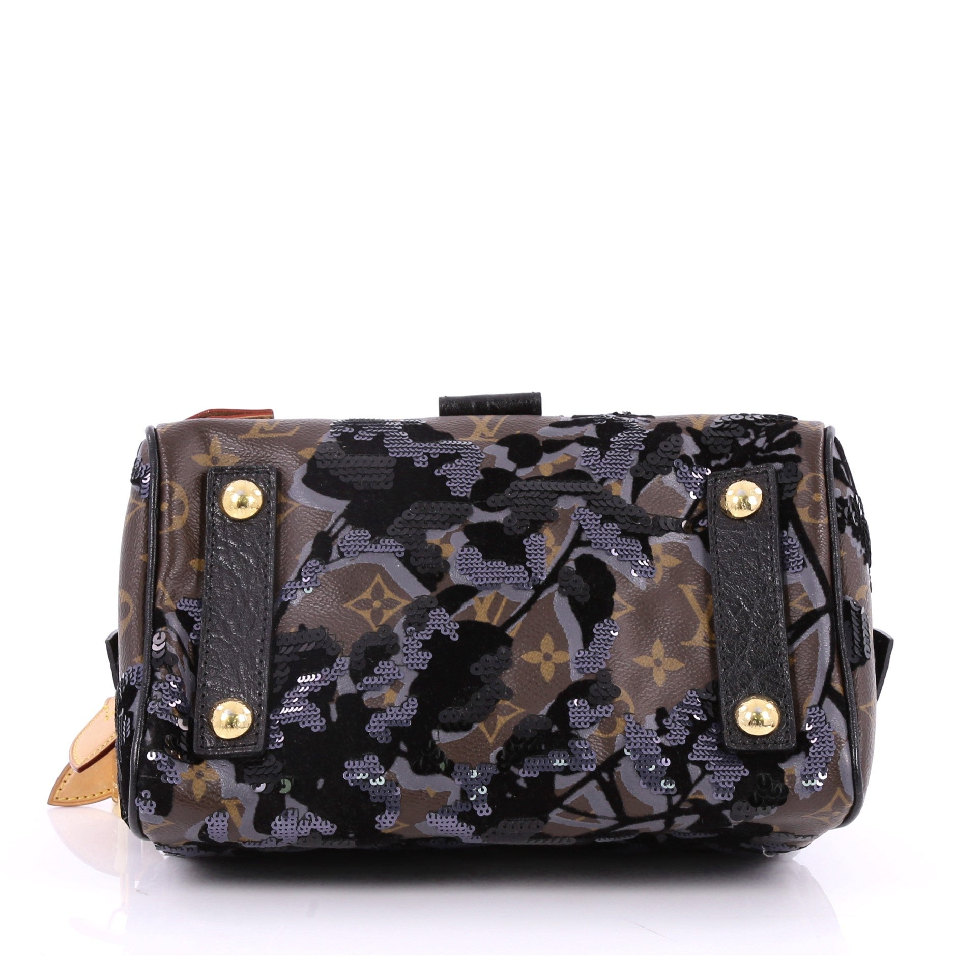 Louis Vuitton Carrousel Handbag Limited Edition Fleur De Jai at 1stdibs 5d62997b25afb