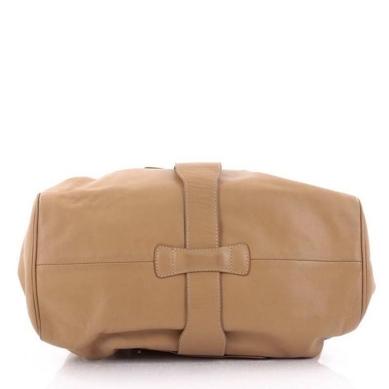 Jimmy Choo Ramona Hobo Leather 5