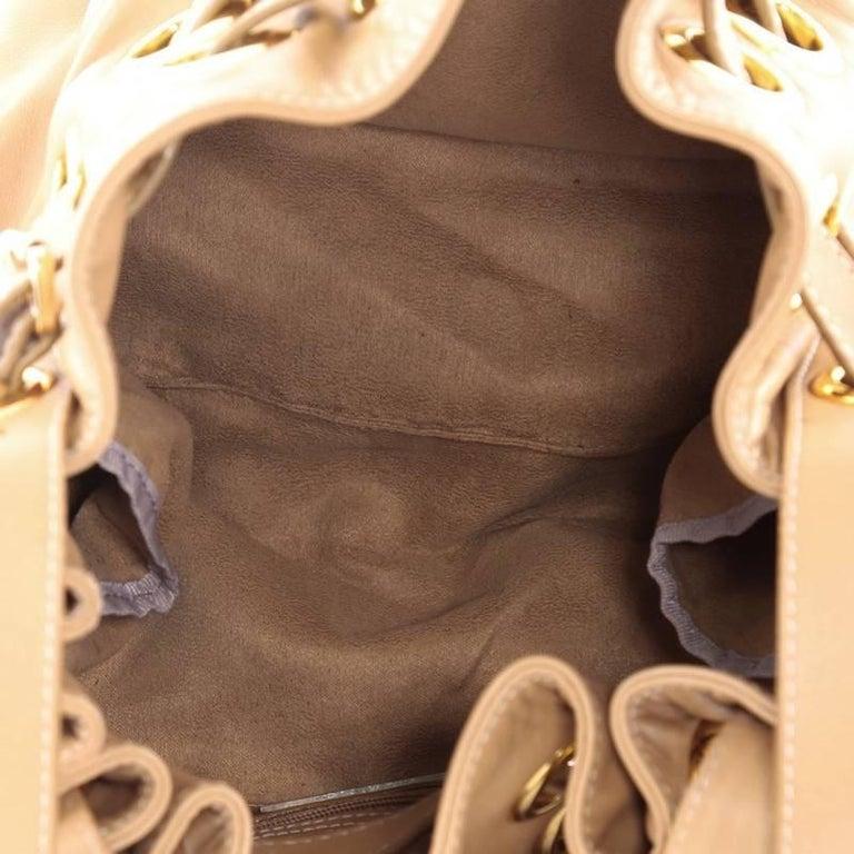Jimmy Choo Ramona Hobo Leather 6