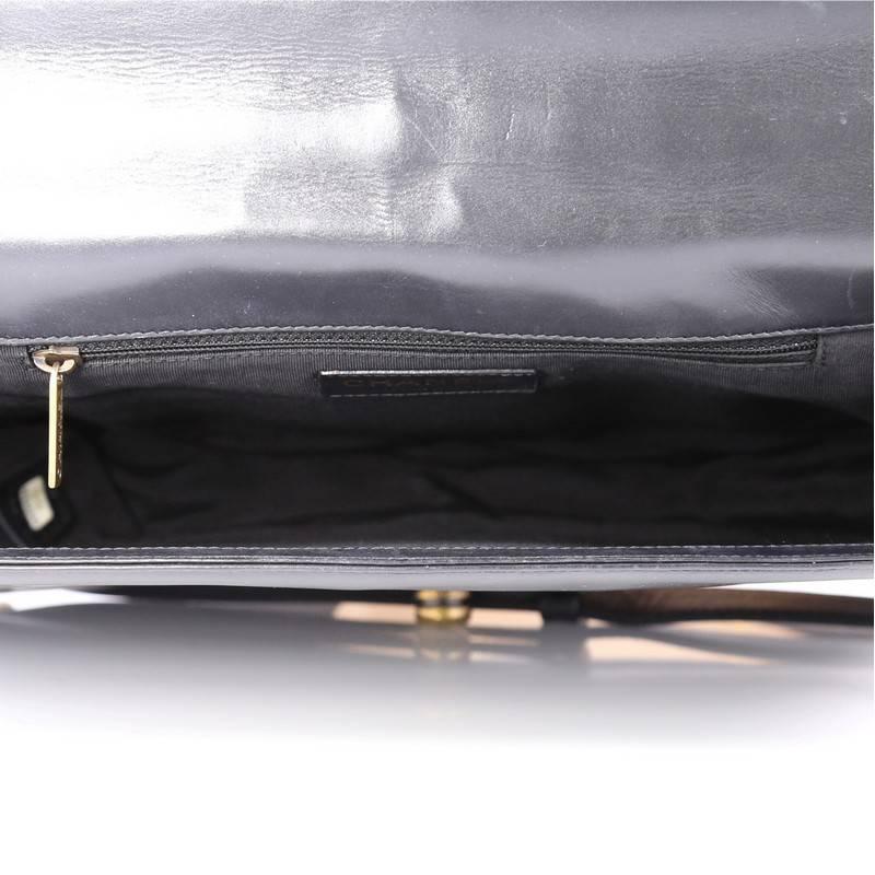 52b8f808d0bc1c Chanel Reverso Boy Flap Bag Glazed Calfkskin Large at 1stdibs