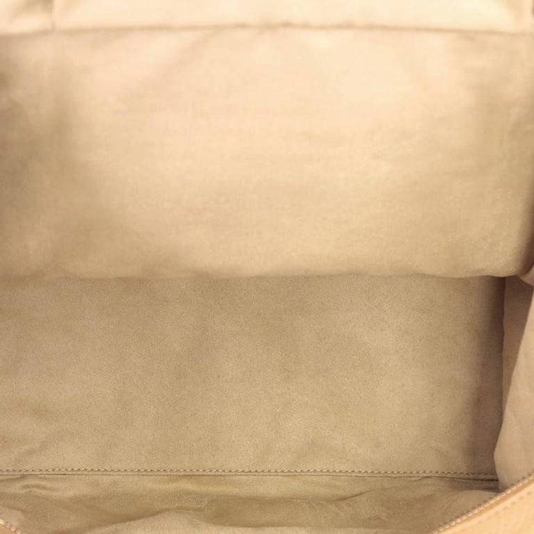 Celine Luggage Handbag Grainy Leather Mini For Sale 2