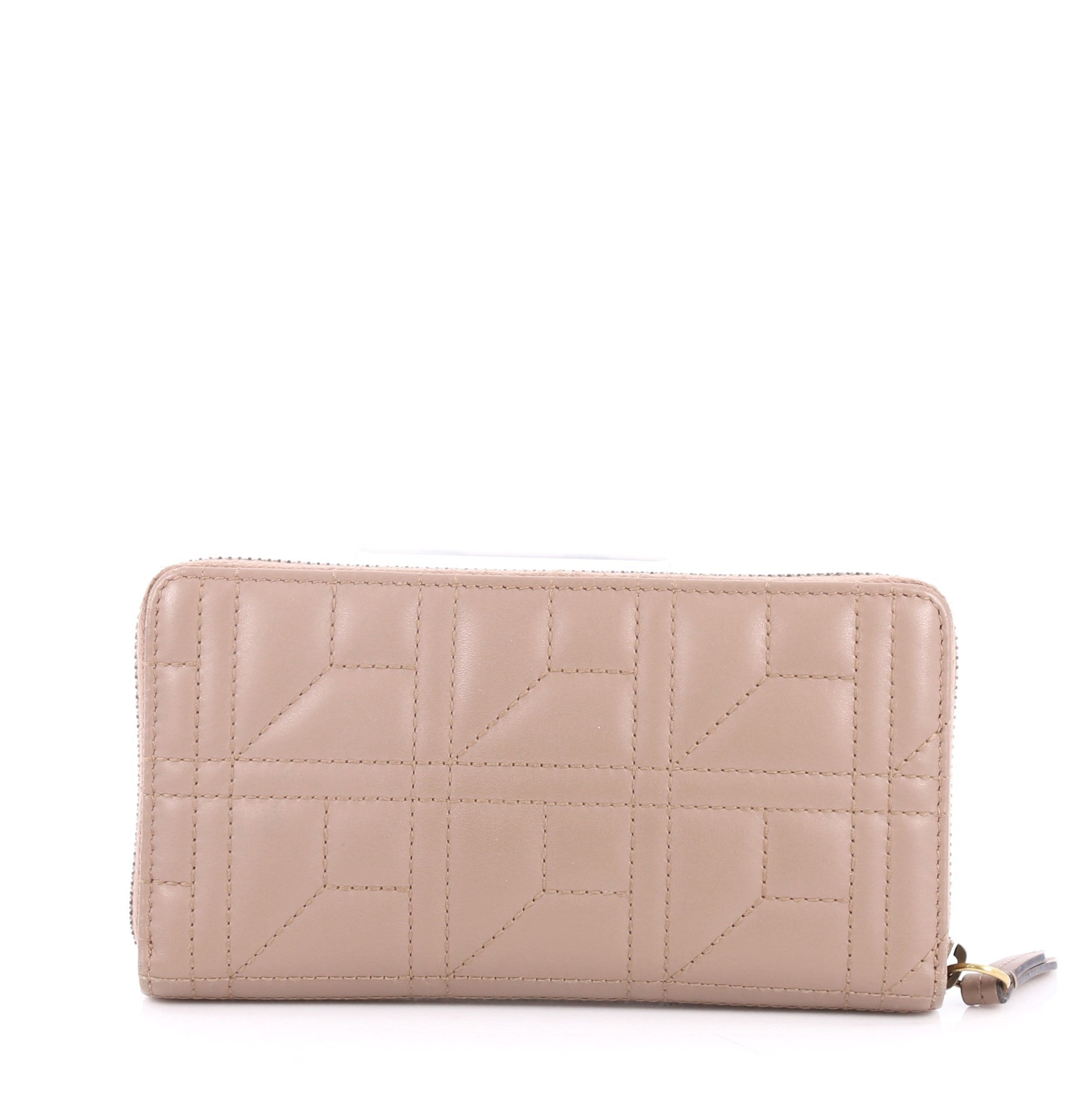 f3ea64e8efb Gucci Pearly GG Marmont Zip Around Wallet Matelasse Leather at 1stdibs