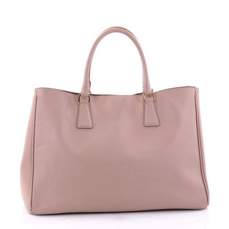 c7301caabef6 promo code for prada tessuto gaufre totes champagne pink d2d8d 6c875