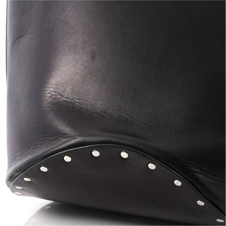 444ba22dd28f Celine Biker Bucket Shoulder Bag Calfskin Small at 1stdibs