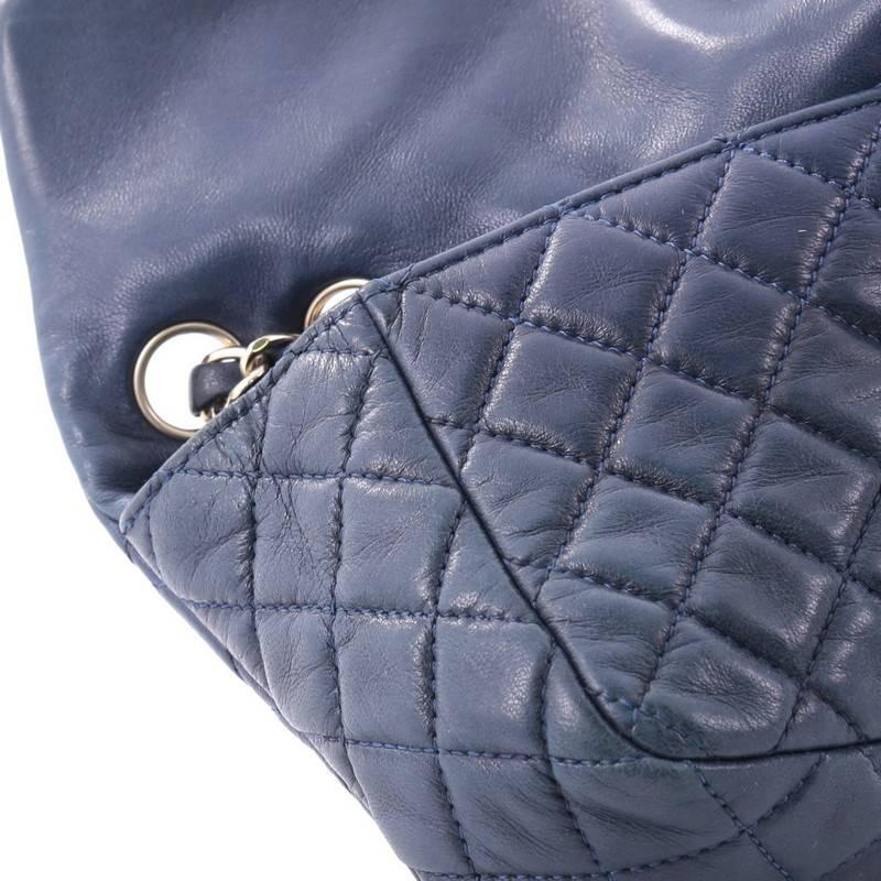 52204ad73fb4 Chanel Valentine Hearts Flap Bag Quilted Lambskin East West at 1stdibs
