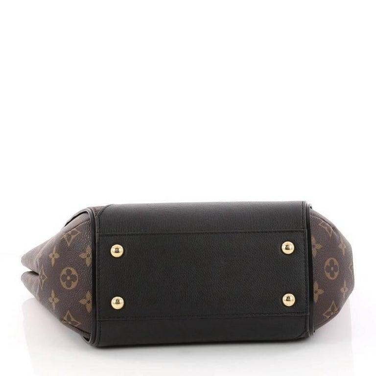 Women's or Men's Louis Vuitton Kimono Handbag Monogram Canvas And Leather PM For Sale
