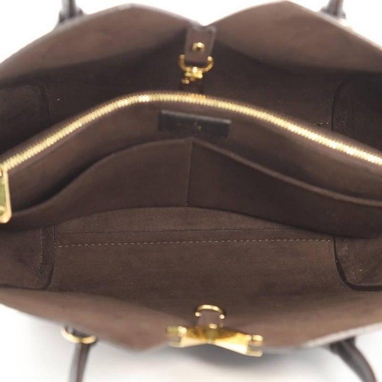 Louis Vuitton Kimono Handbag Monogram Canvas And Leather PM For Sale 1