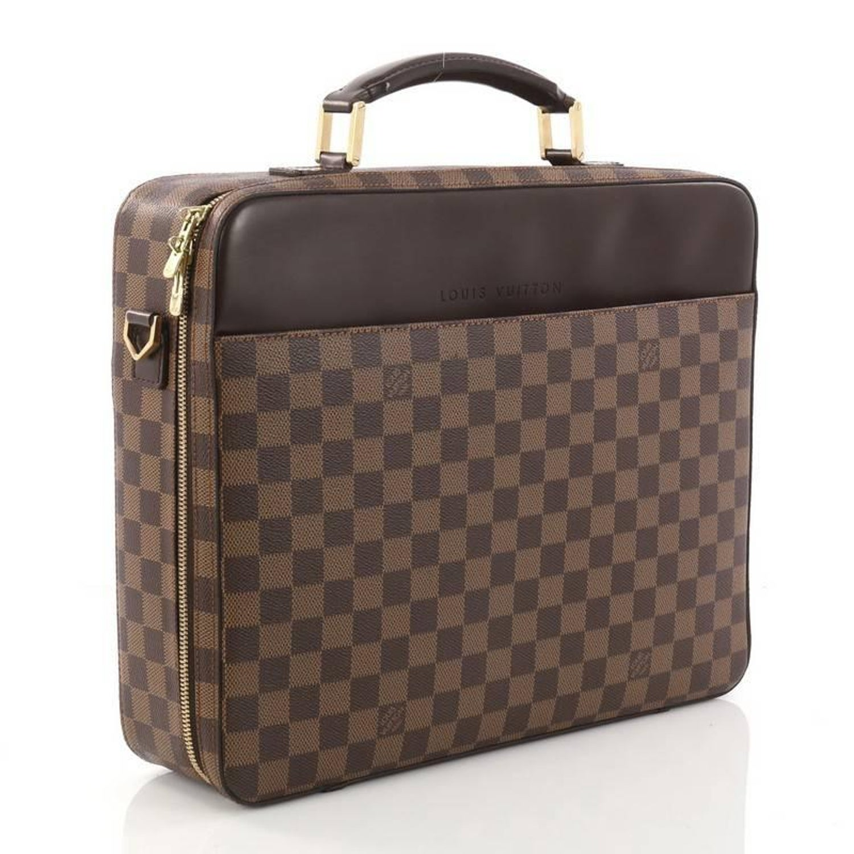 1e1860732601 Louis Vuitton Porte Ordinateur Sabana Bag Damier at 1stdibs